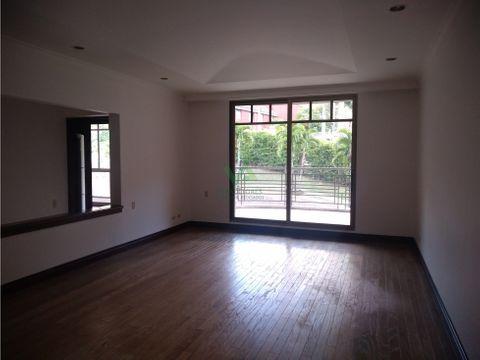 apartamento en altos del poblado
