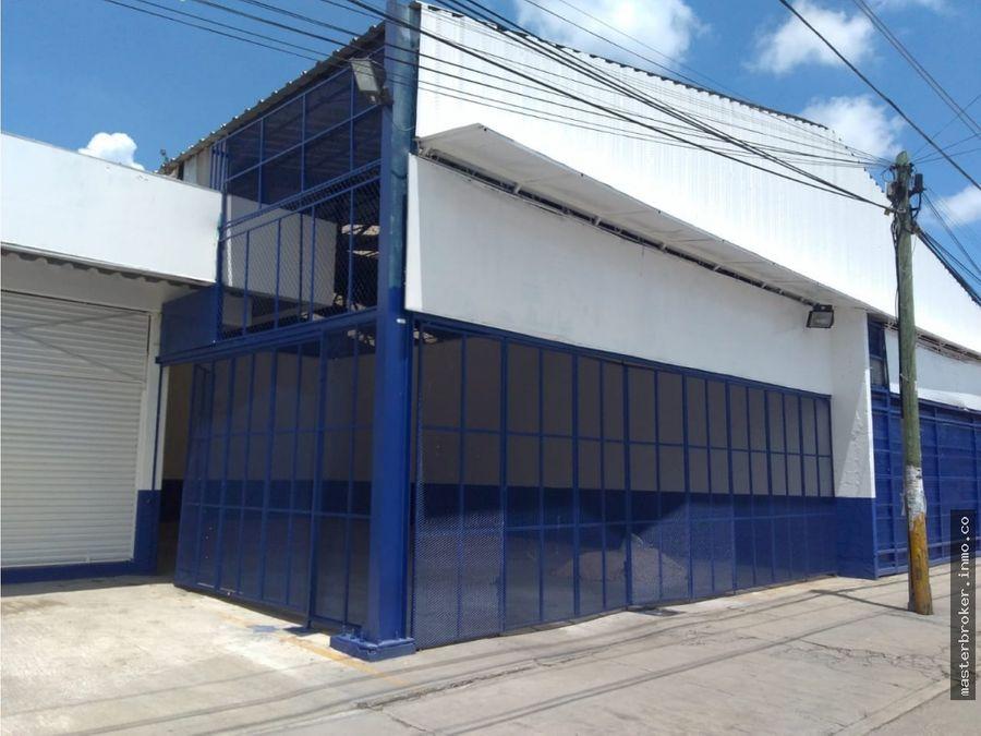 rento bodega taller o local comercial cancun 1340m2