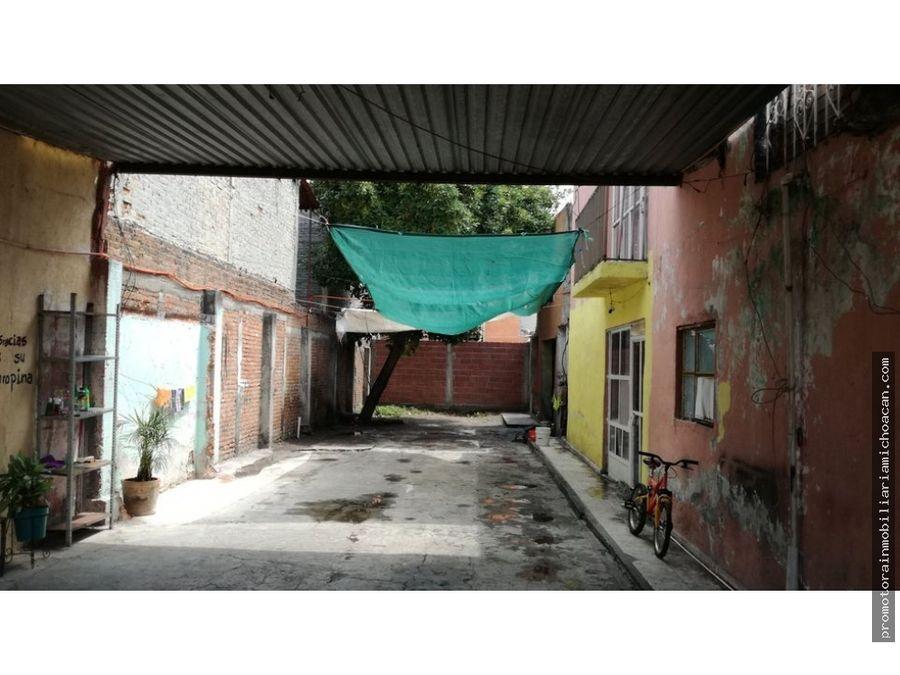 terreno para desarrollo habitacional morelia