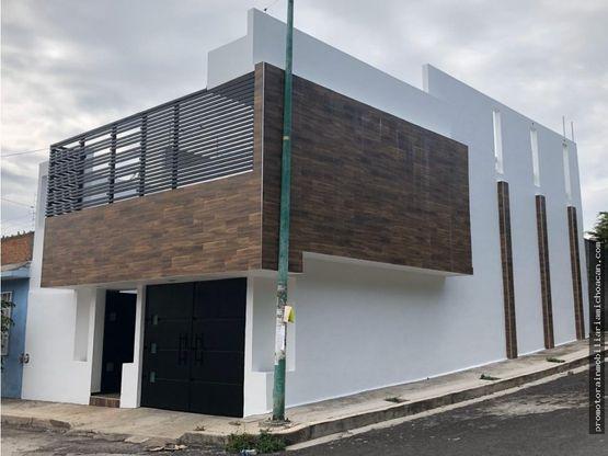 casa recamara planta baja colonia reforma morelia