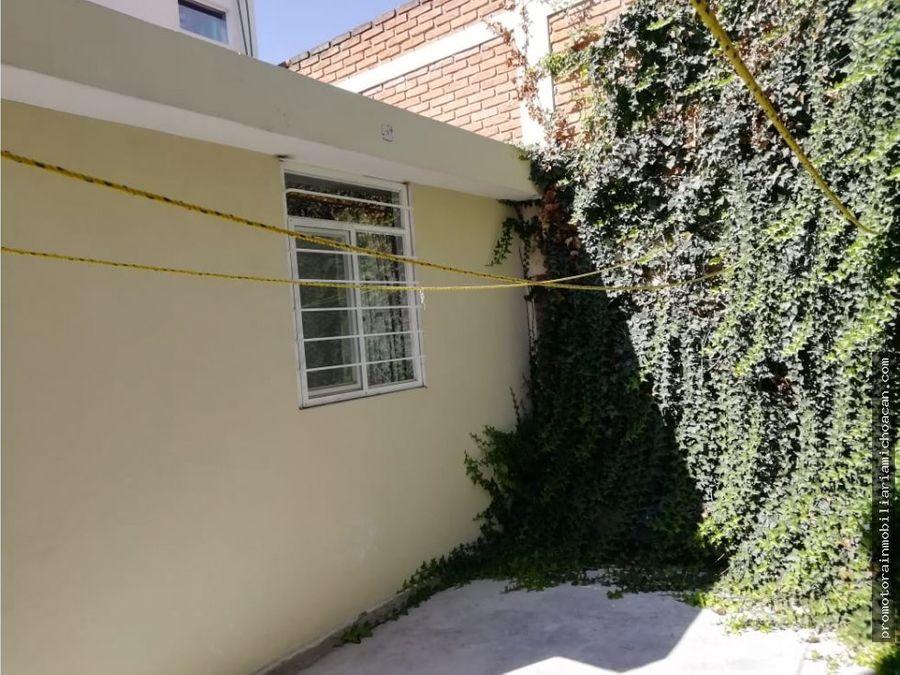 casa en la colonia chapultepec en morelia