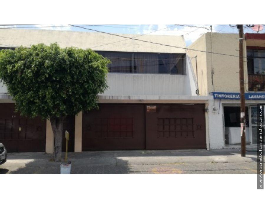 local en renta nueva chapultepec morelia