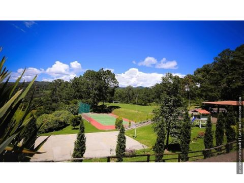 cabana terreno 1421m2 campestre residencial bosques paraiso morelia