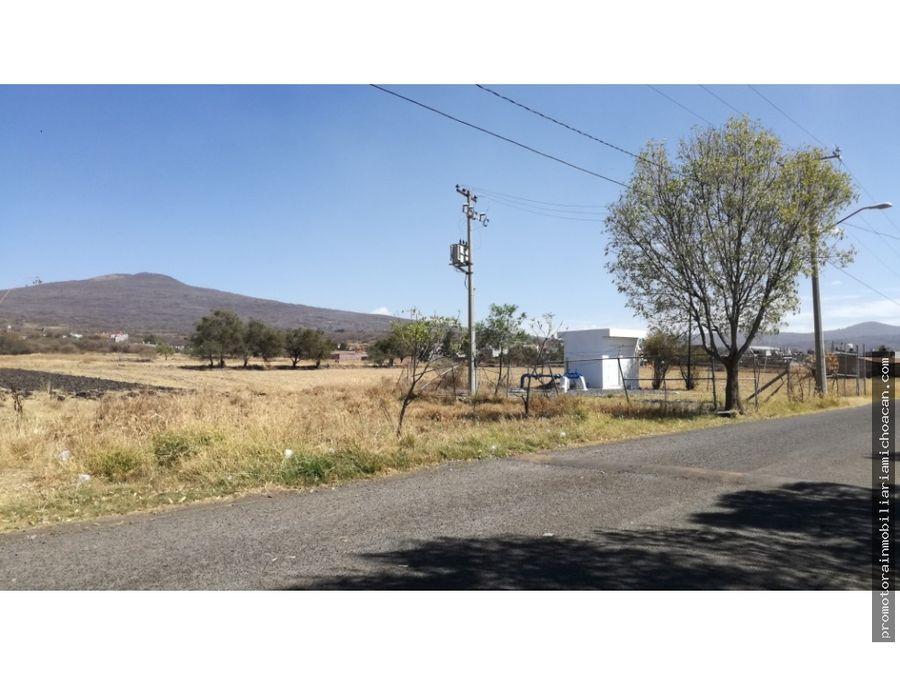 terreno 11000 m2 en uriangato guanajuato