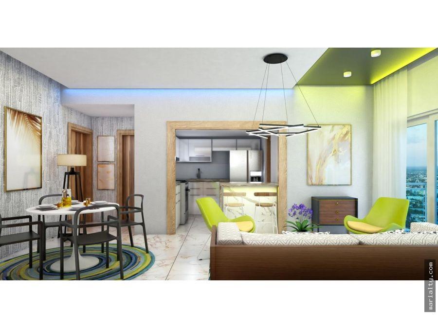 moderno apartamento en miramar