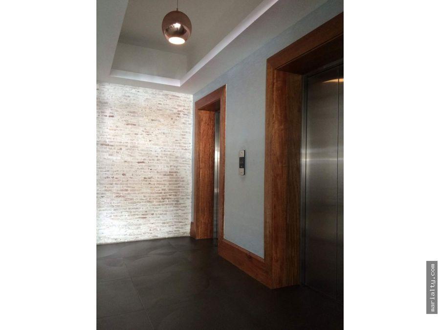 se vende apartamento con vista panoramica de 3 habs en serralles