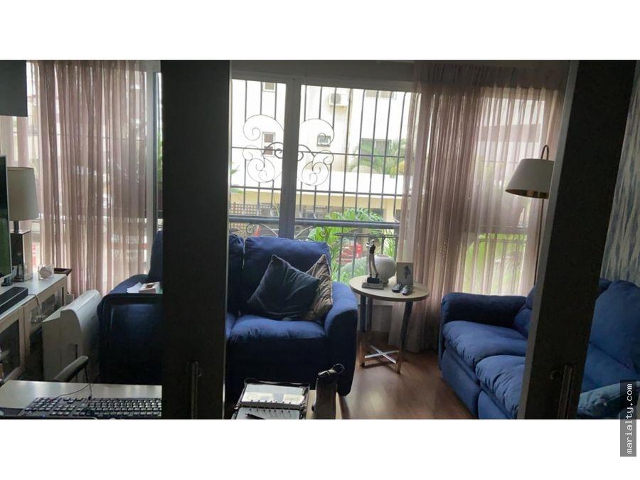 venta de apartamento de 3 habitaciones en arroyo hondo