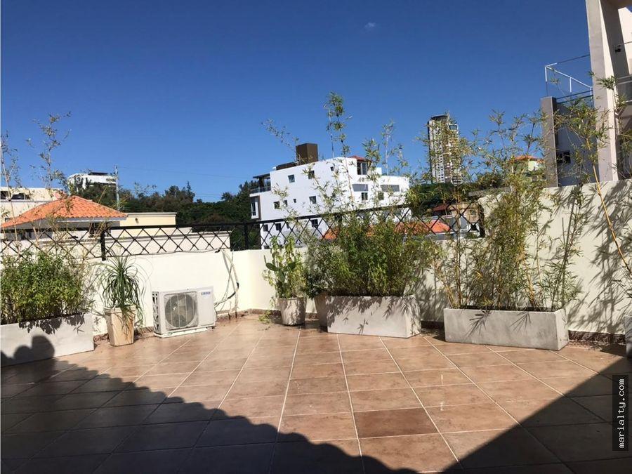 apartamento de 2 habitaciones con terraza en los jardines del sur