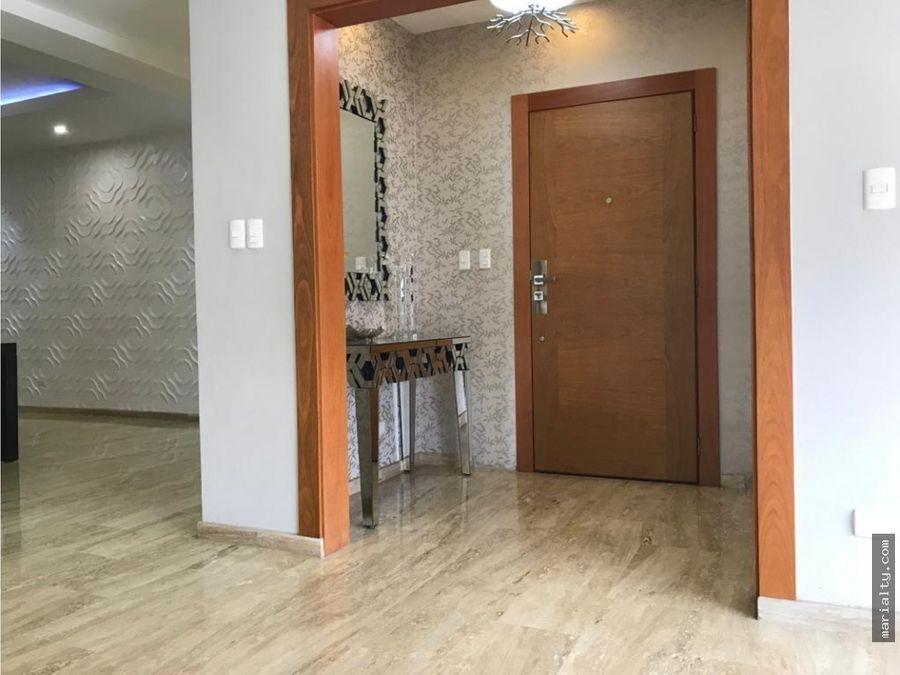 se vende alquila apartamento de 3 habitaciones en naco