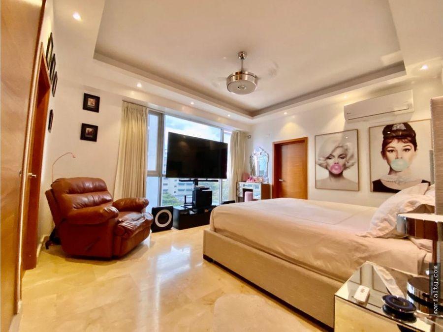 se vende hermoso apartamento de 3 habitaciones en naco