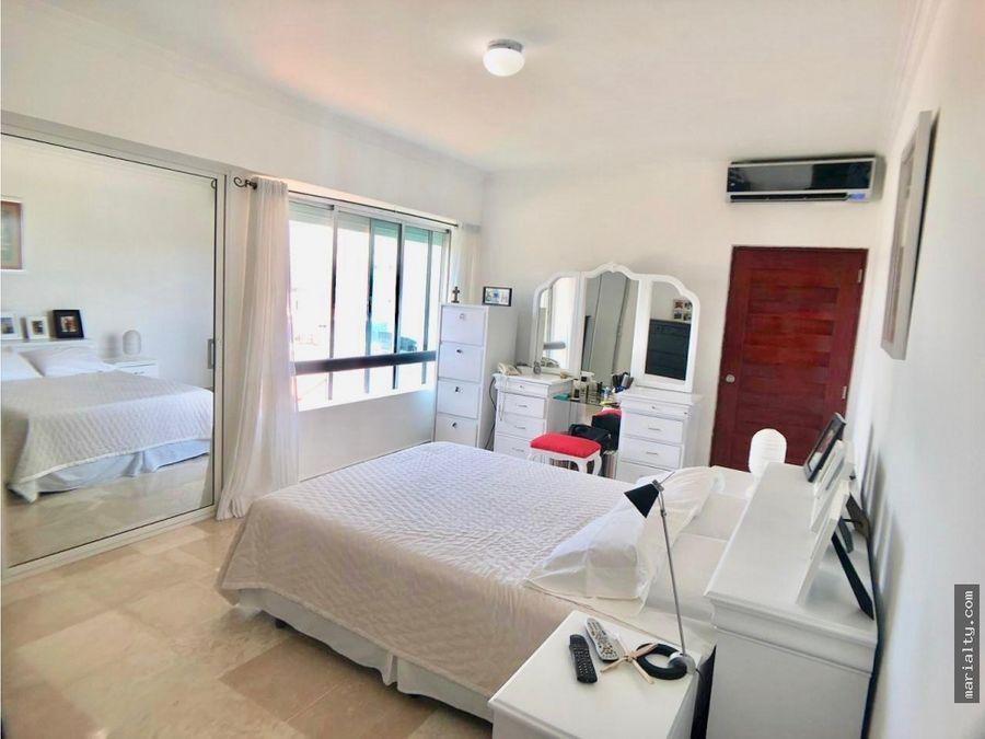 se vende apartamento de 3 habitaciones en la esperilla
