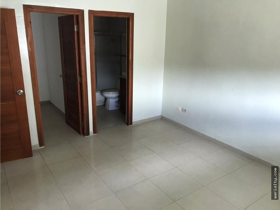 se vende apartamento de 3 habitaciones en gazcue
