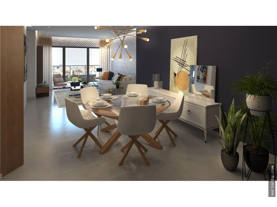 moderno apartamento en construccion evaristo morales