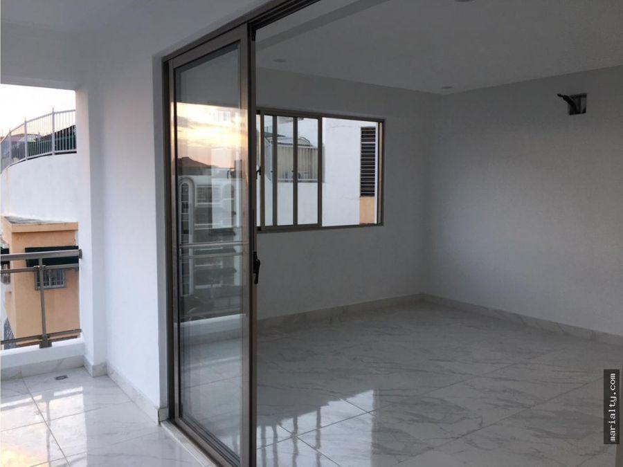 se venta apartamento de 3 habitaciones mirador norte bella vista