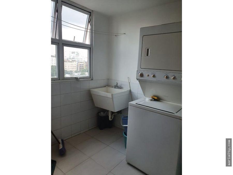 centrico apartamento de 3 habitaciones 5to piso la esperilla