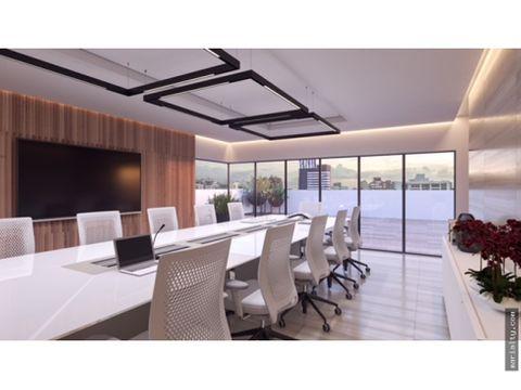 moderna oficina en torre corporativa en bella vista