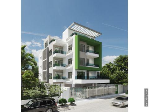 se vende moderno apartamento de 1 habitacion en miraflores
