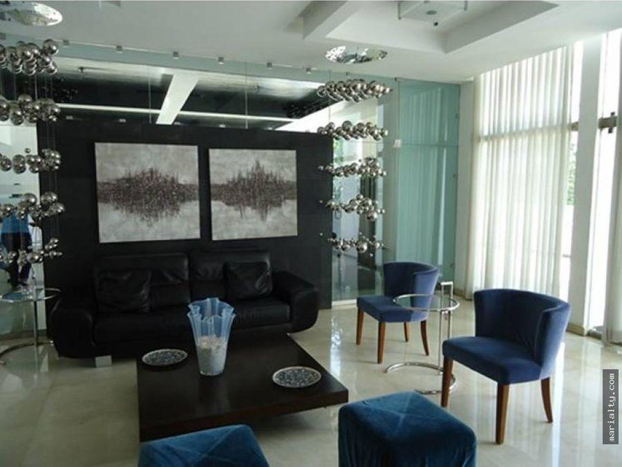 lujoso apartamento en ave anacaona