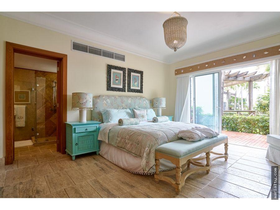 se vende apartamento de 3 habitaciones en las terrenas