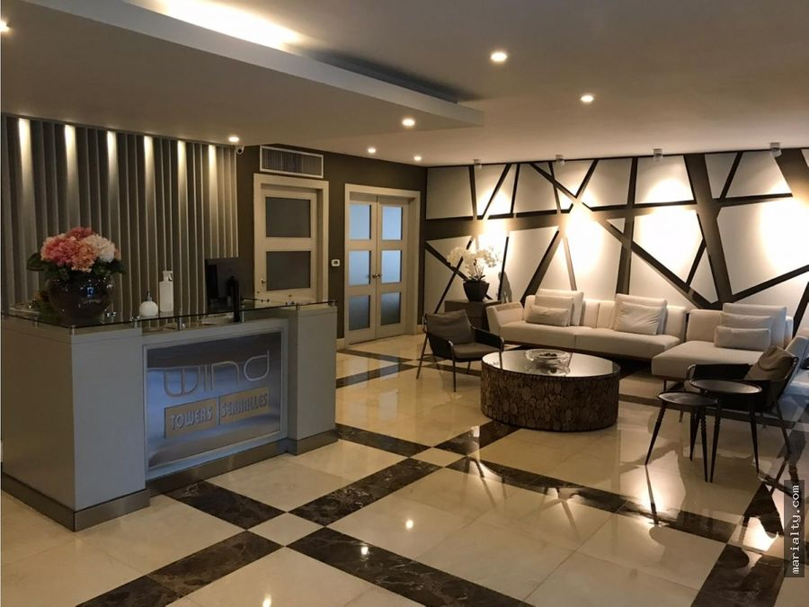 lujoso apartamento de 3 habitaciones en alquiler