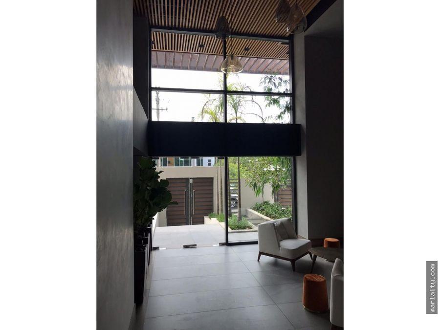 moderno y elegante apartamento amueblado de 1 habitacion en seralles