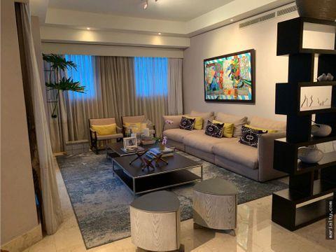 se vende apartamento de 3 habitaciones en bella vista