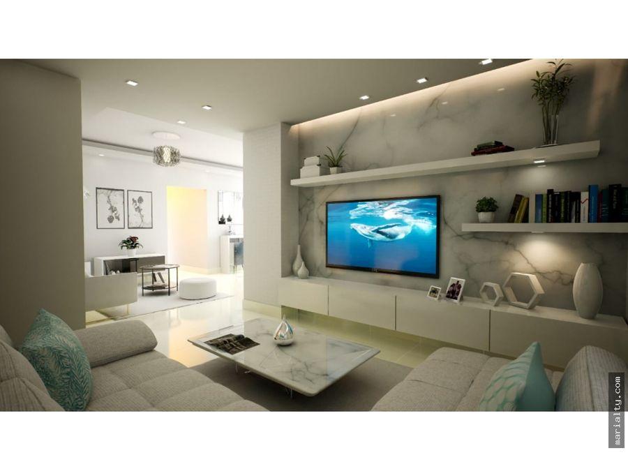 moderno apartamento en construccion en la esperilla