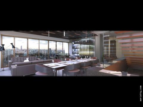 lujoso y amplio penthouse en la esperilla