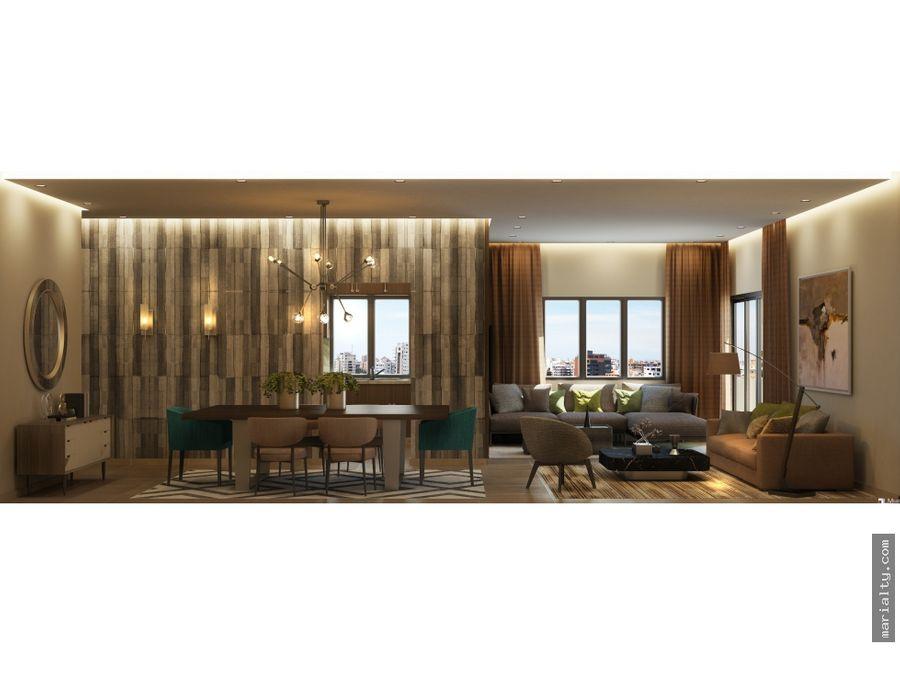 apartamento de 1 habitacion en zona exclusiva la esperilla