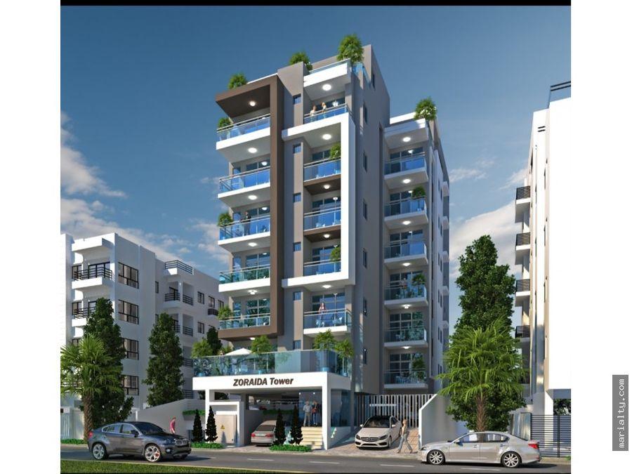 moderno apartamento en bella vista
