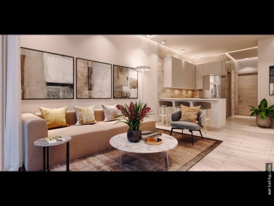 lujoso apartamento de 2 habitaciones en la esperilla