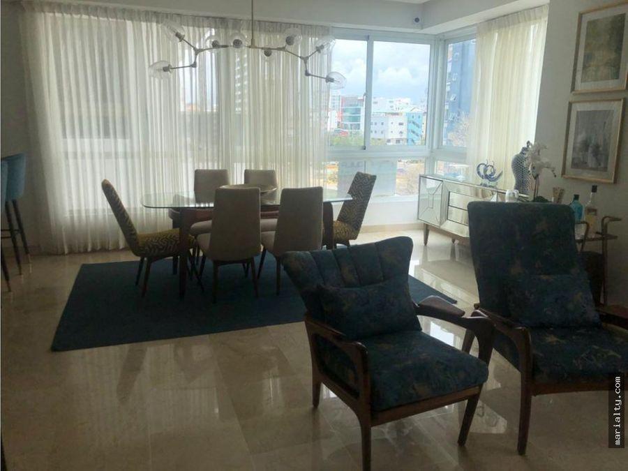 se vende apartamento de 3 habitaciones en mirador sur