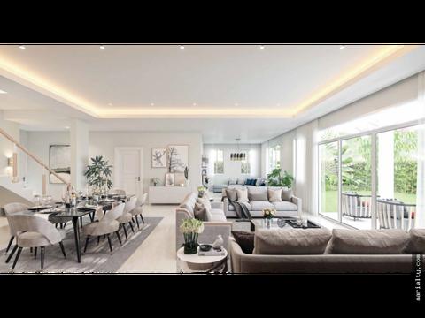 se vende casa nueva de 3 habitaciones en cuesta hermosa iii