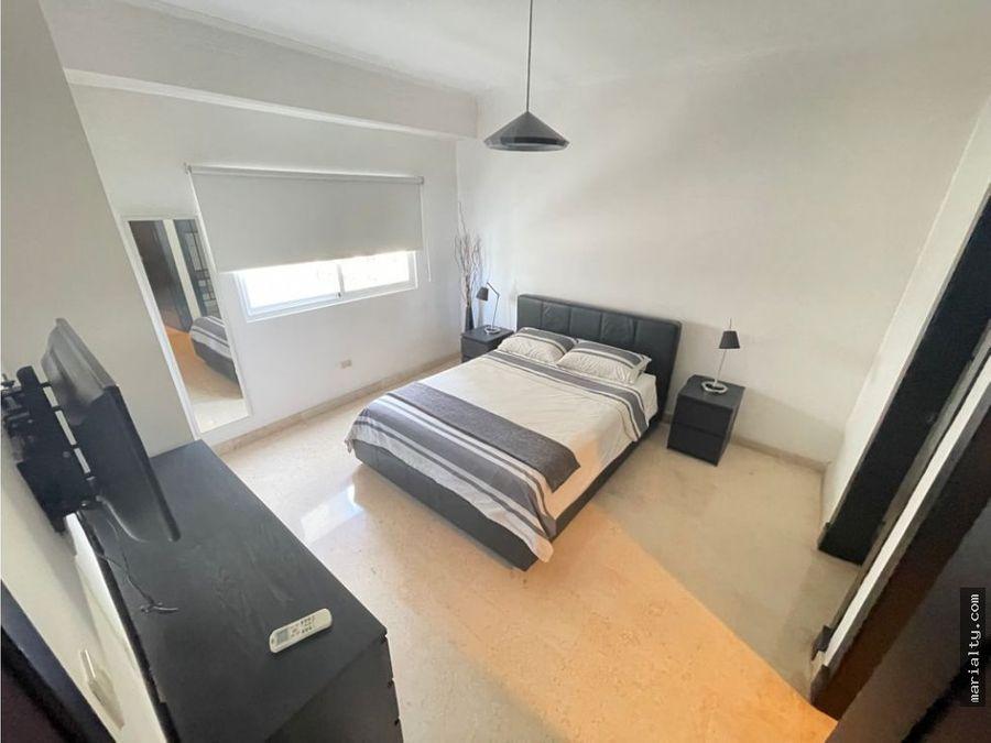 se vende apartamento de 2 habitaciones en la esperilla