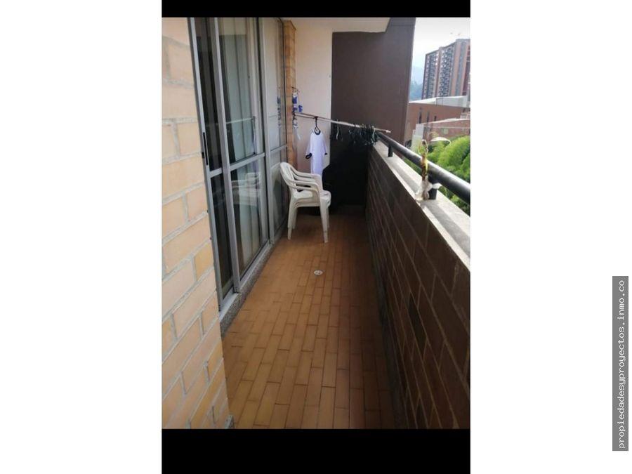 vendo apartamento en parque de sabaneta