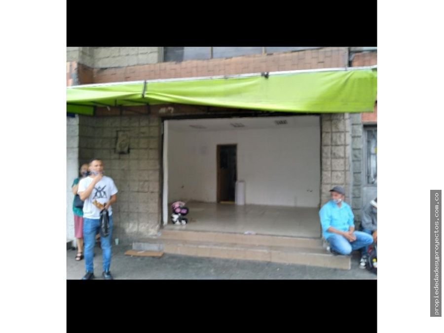 arriendo local en villanueva