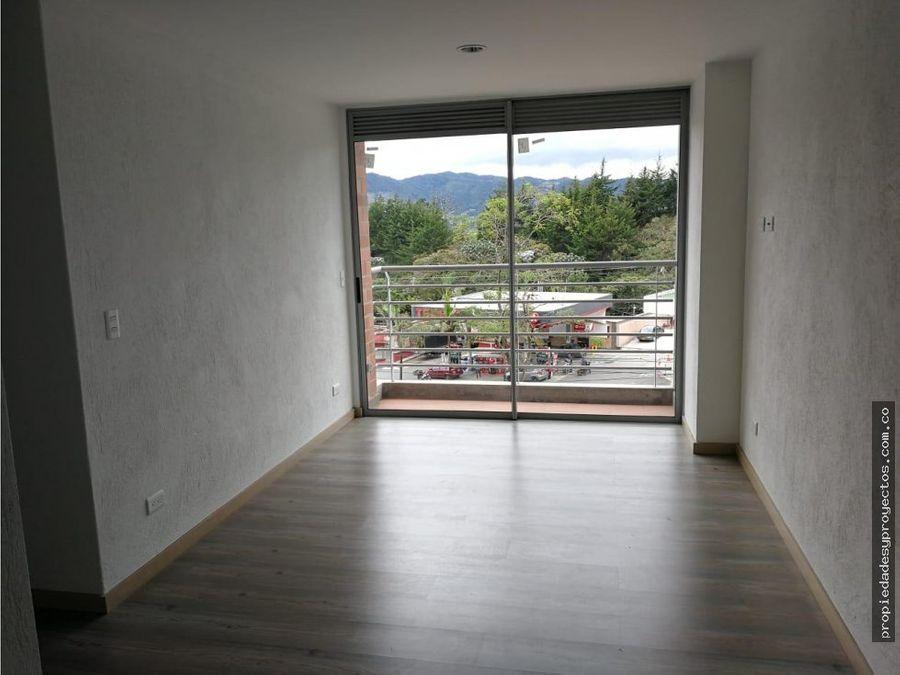 apartamento en venta en la ceja