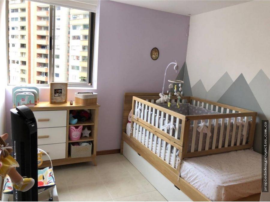apartamento en venta en el poblado santa maria de los angeles