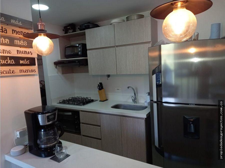 se arrienda apartamento en sabaneta sector san remo