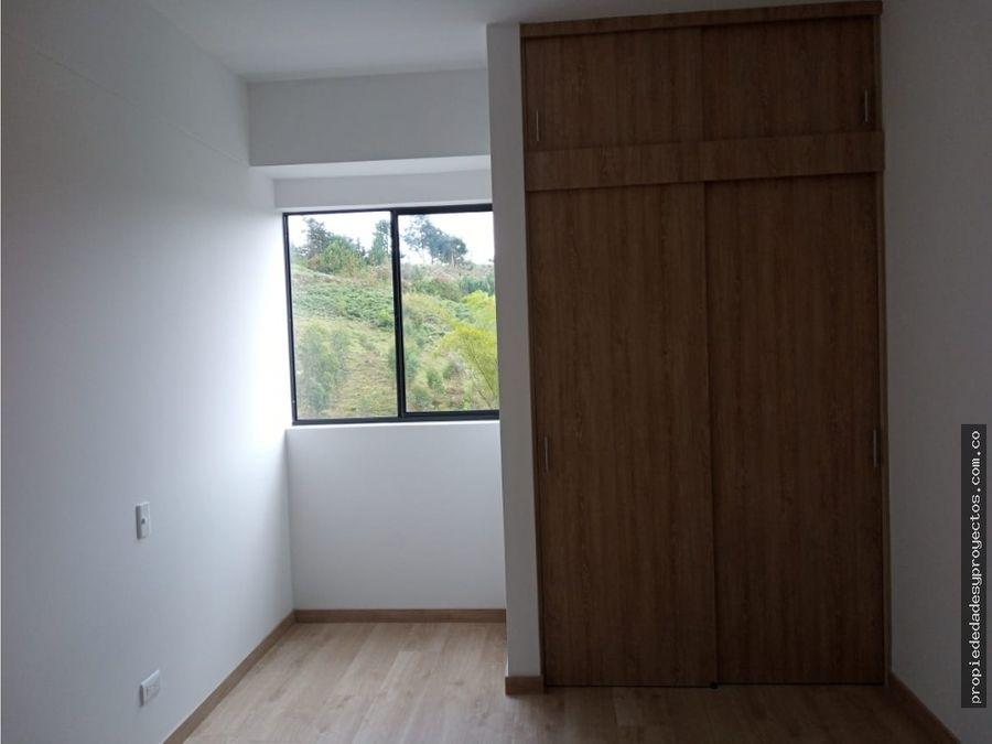 arriendo apartamento sector barro blanco rionegro