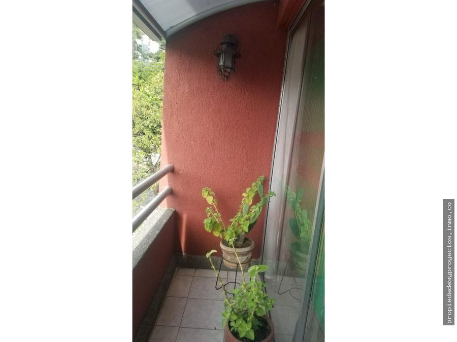 apartamento en venta en el poblado sector manila