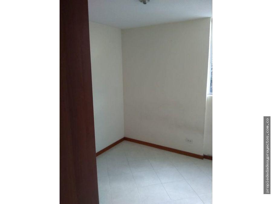 apartamento en arriendo en la loma del indio