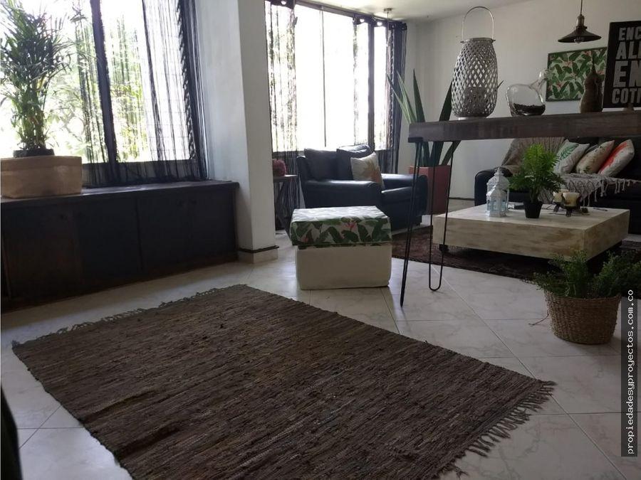 apartamento en venta en el poblado sector patio bonito