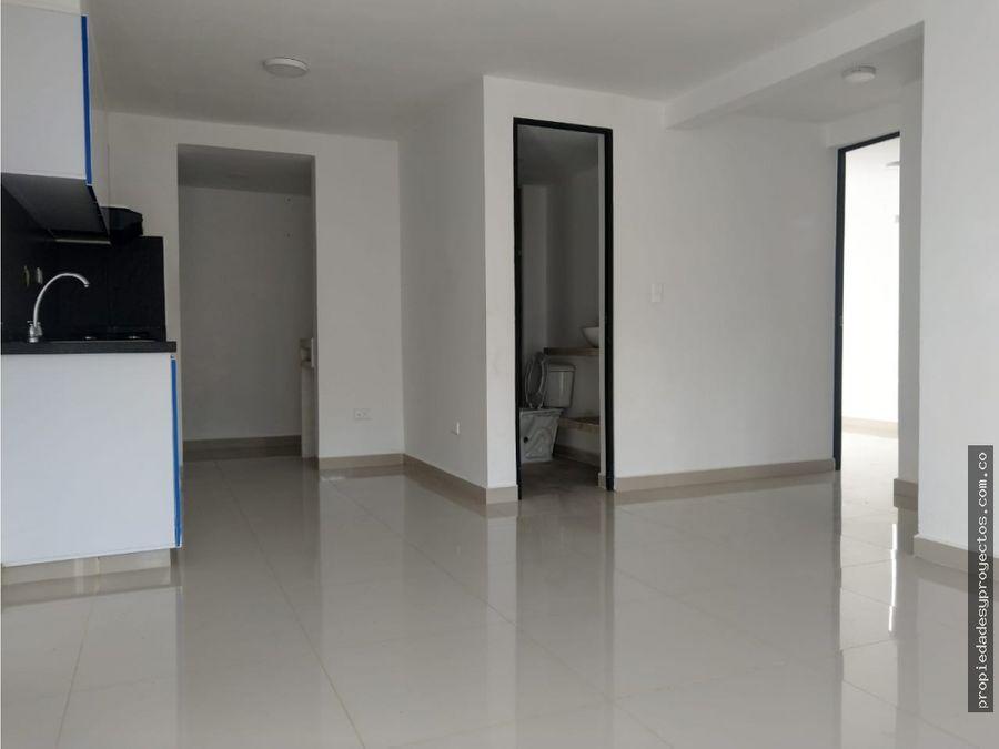 arriendo apartamento en el sector san antonio de pereira