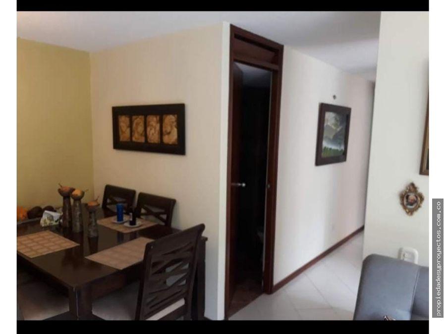 se vende apartamento en la loma del indio