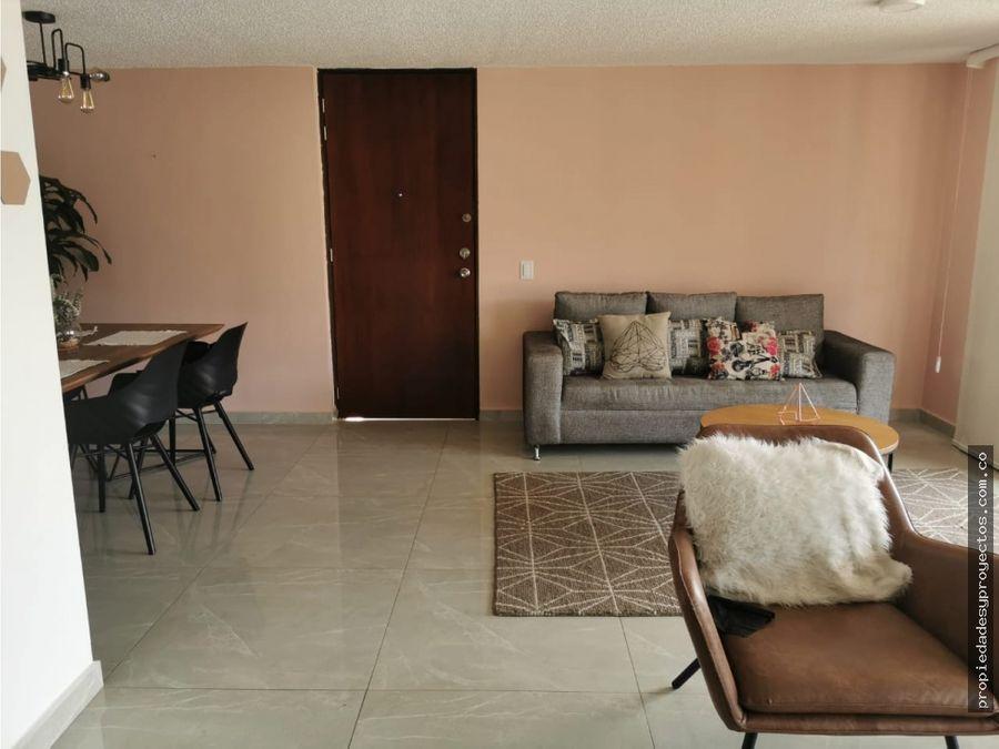 se vende apartamento en la loma de los bernal