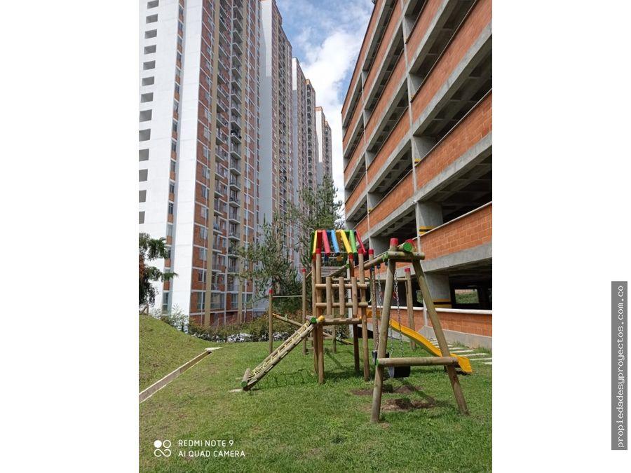 apartamento ubicado en sector universidad catolica de oriente