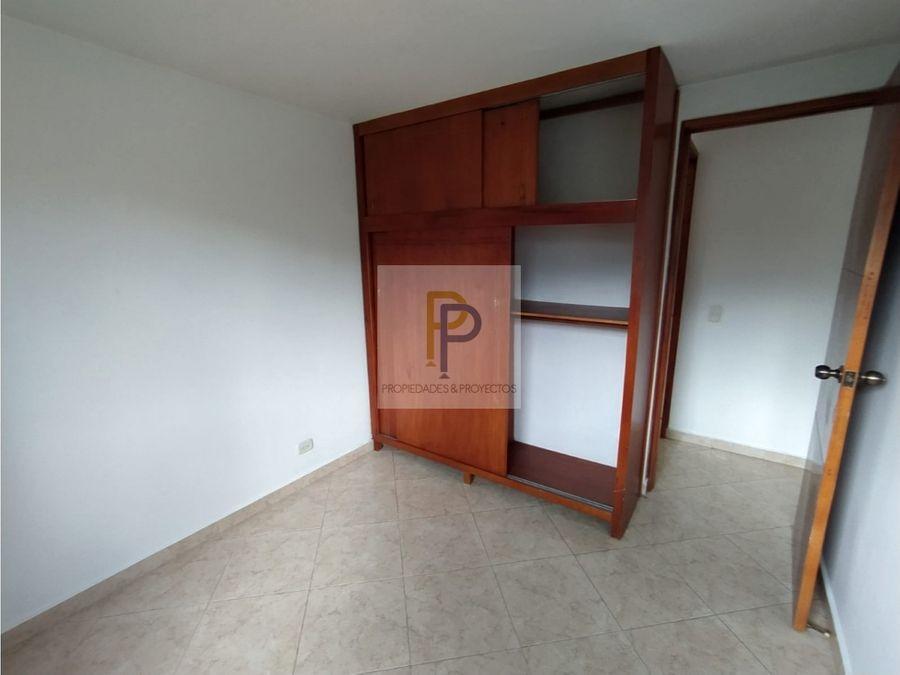 apartamento en arriendo sector itagui