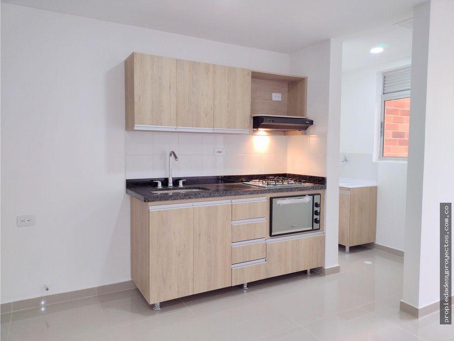vendo apartamento en sabaneta sector la doctora