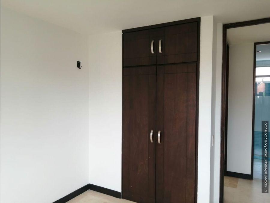 apartamento en arriendo sector cumbres